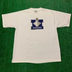 Vintage Deadstock NBTA Adidas Tennis Academy Shirt